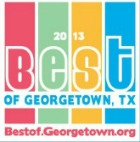 Best Event Venue - 2013 Best of Georgetown Awards