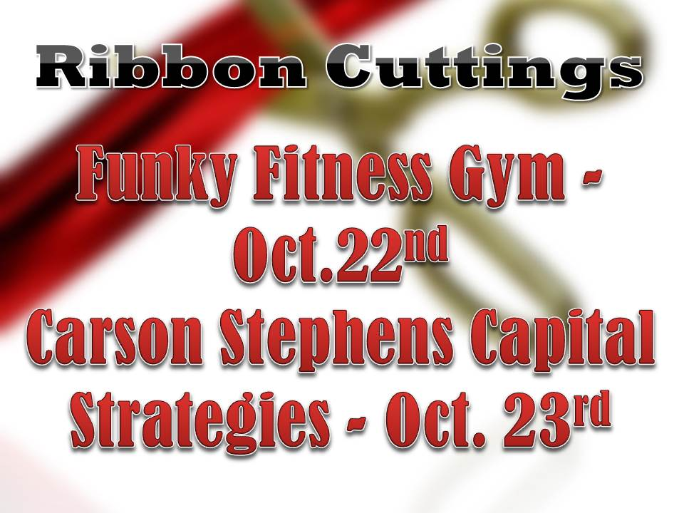 updated ribbon cuttings