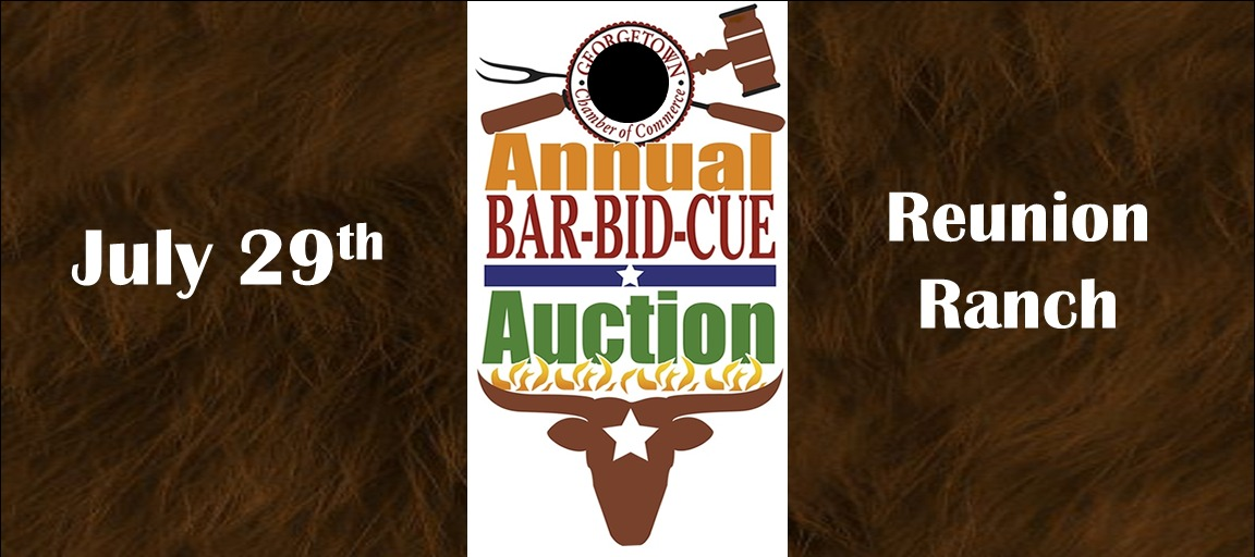 Georgetown Chamber of Commerce Annual Bar-Bid-Cue & Auction