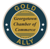 Georgetown Chamber of Commerce Gold Ally